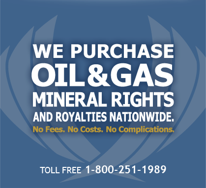 we puchase oil and gas mineral rights nationwide