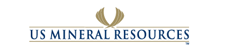 US Mineral Resources, click to return to homepage